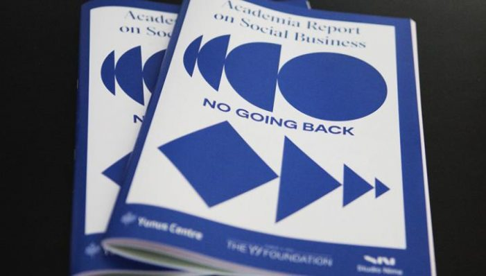 Social Business Academia Report 2020 - No Going Back